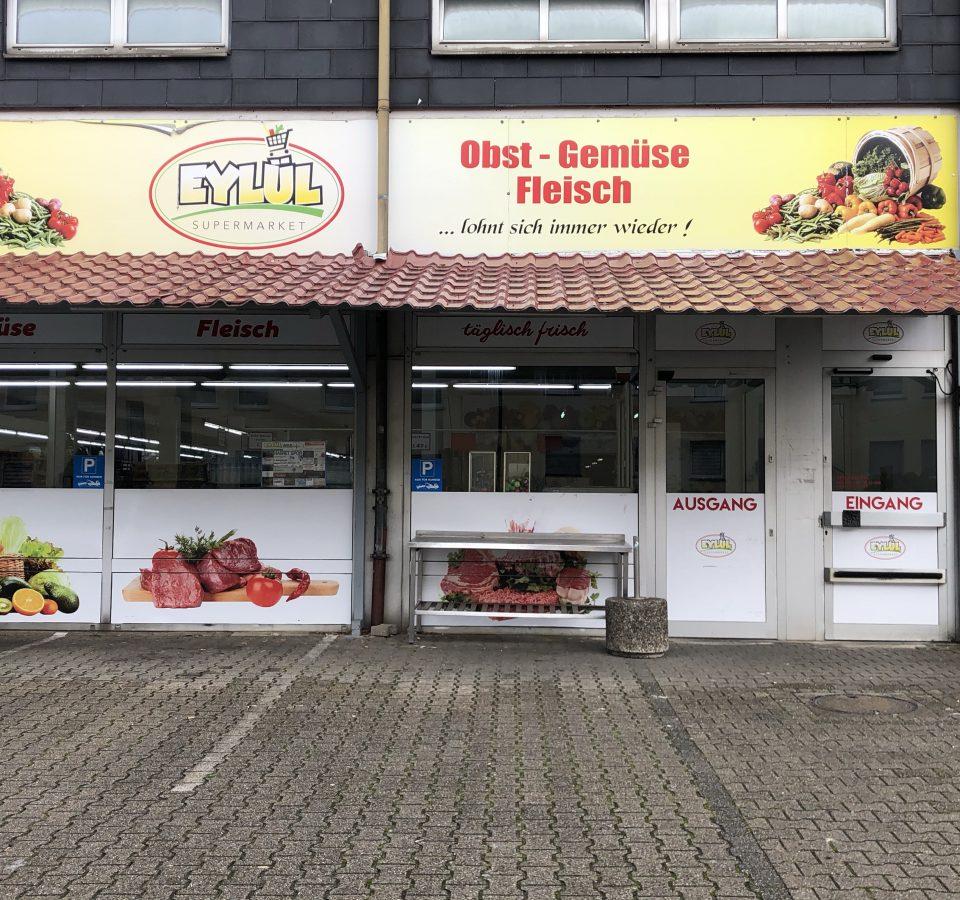 Eylül Supermarkt, Wattenscheid-Stadtmitte