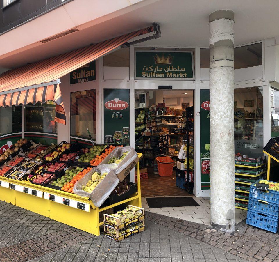 Sultan Markt, Wattenscheid-Stadtmitte