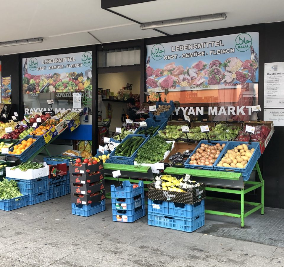 Rayyan Markt, Wattenscheid-Stadtmitte