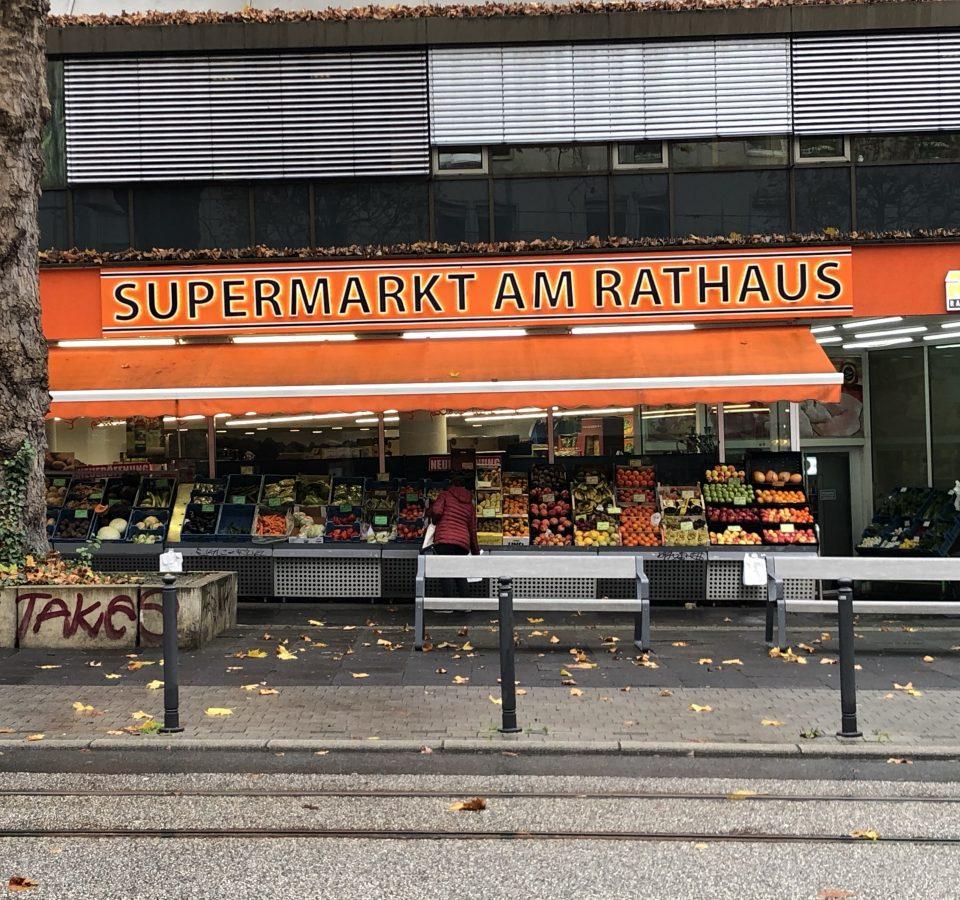 Supermarkt am Rathaus, Bochum-Mitte