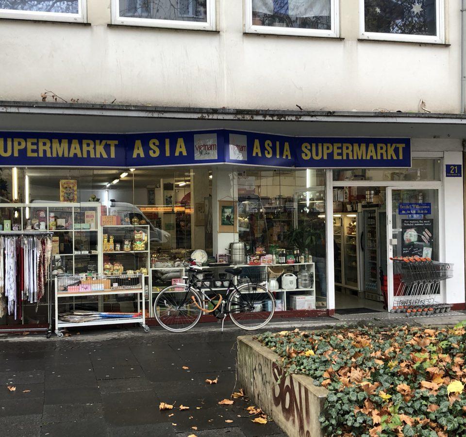 Asia Supermarkt, Bochum-Mitte