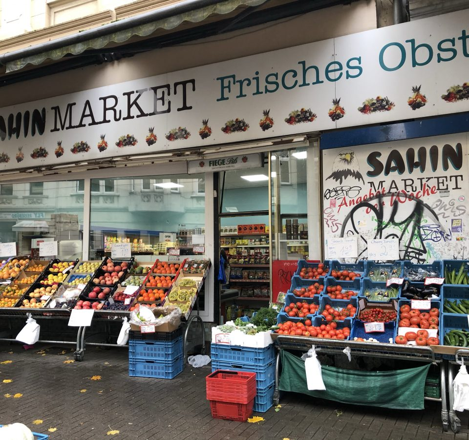 Sahin Markt, Bochum-Mitte