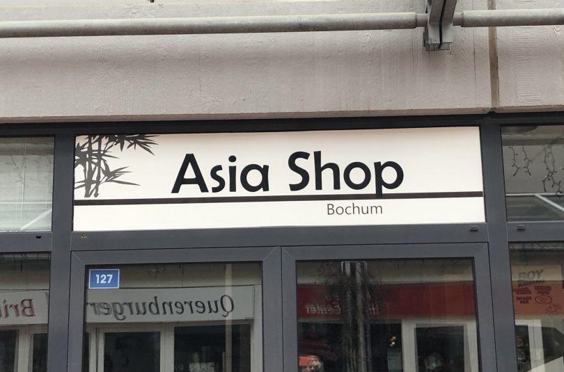 Asia Shop Bochum, Bochum-Querenburg