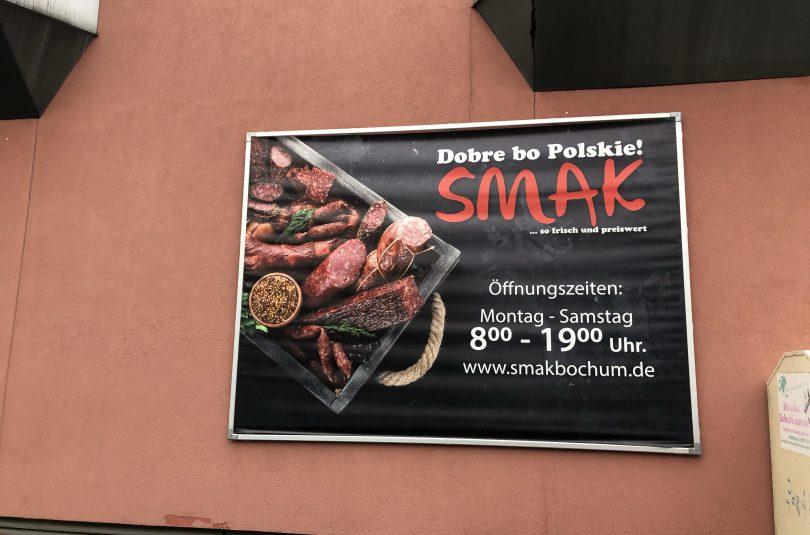 SMAK Supermarkt, Bochum-Laer
