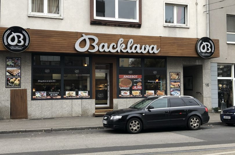 Backlava, Wattenscheid-Stadtmitte