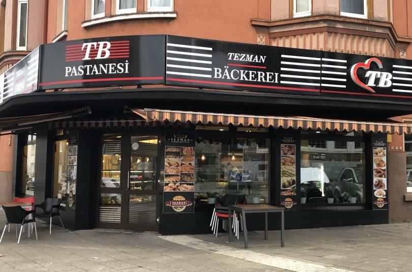 Tezman Bäckerei, Wattenscheid-Stadtmitte