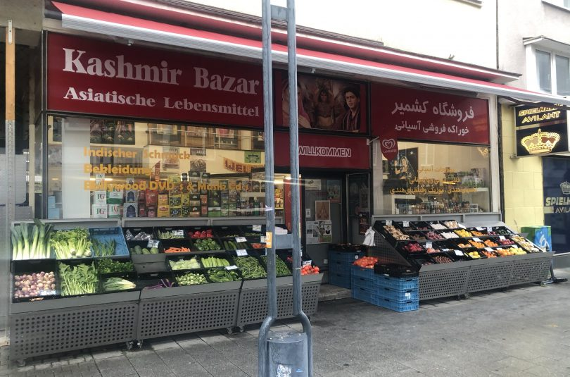 Kashmir Bazar, Bochum-Mitte