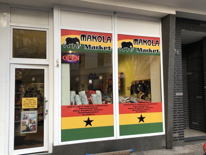 Makola Market, Bochum-Langendreer