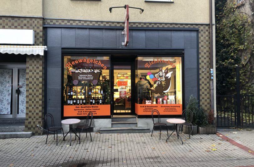 Heuwägelchen. Bochum-Langendreer